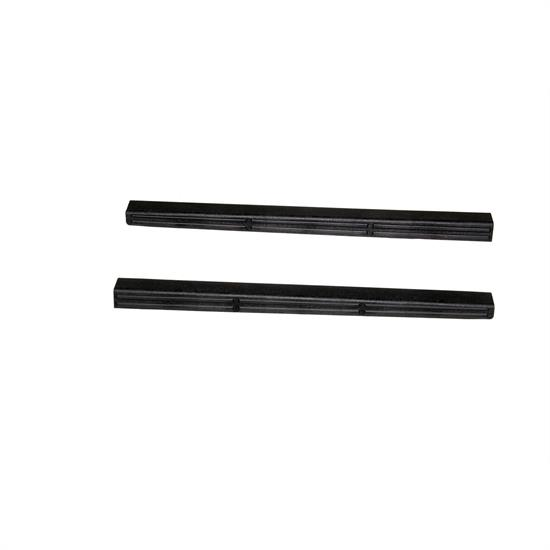 AVS 88130 Stepshield Door Sill Protector Black 2pc, Chevy/GMC
