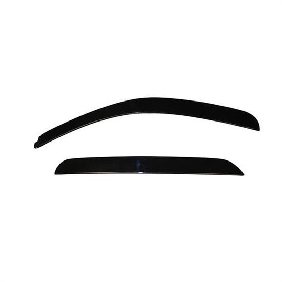 AVS 894006 Ventvisor Low Profile Deflector 4pc Smoke Tint, BMW