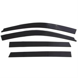 AVS 894044 Ventvisor Low Profile Deflector 4pc Smoke Tint, Ford