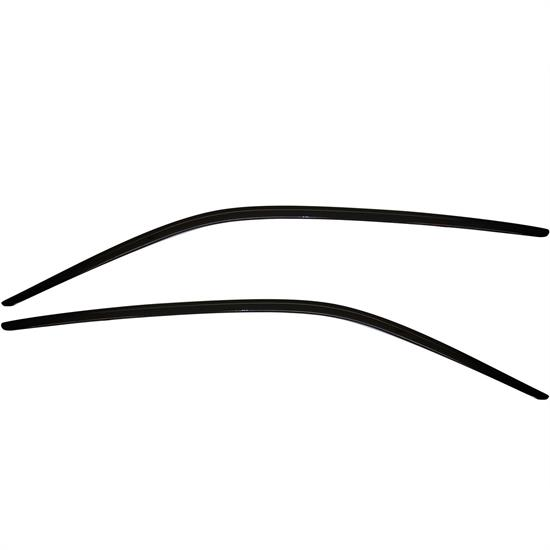 AVS 92341 Ventvisor Side Window Deflector, 2010-17 Chevy Camaro