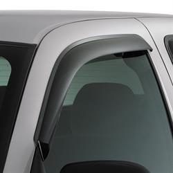 AVS 92971 Ventvisor Side Window Deflector 2pc Smoke Tint, Ford