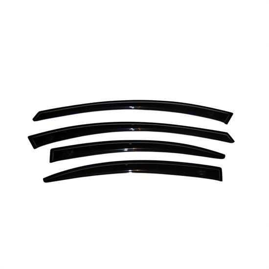 AVS 94047 Ventvisor Side Window Deflector, 1998-04 Dodge Intrepid
