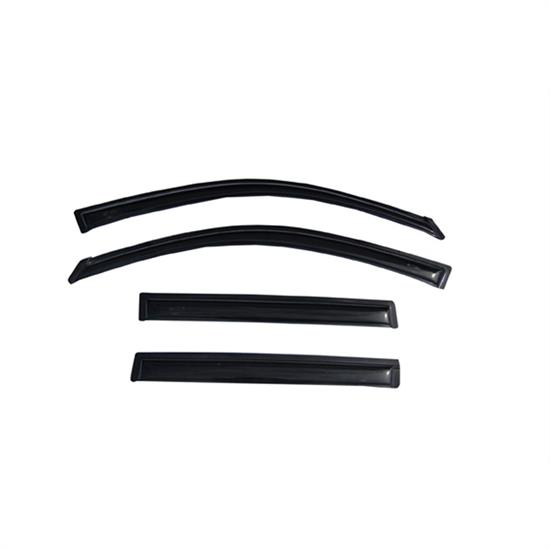 AVS 94063 Ventvisor Side Window Deflector 4pc, Highlander
