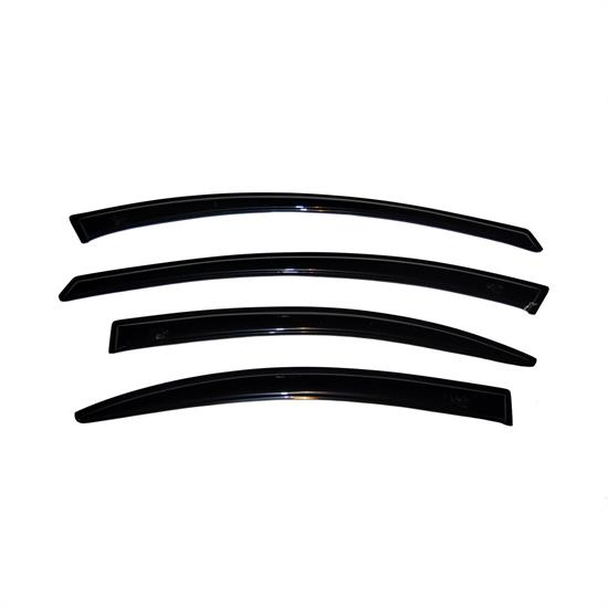 AVS 94107 Ventvisor Side Window Deflector 4pc, 300M/Concorde/LHS
