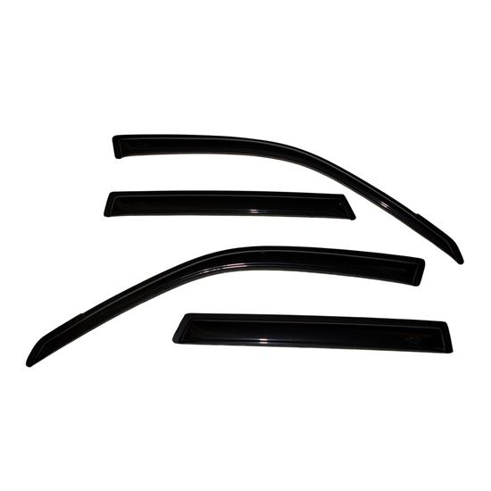 AVS 94135 Ventvisor Side Window Deflector 4pc, 06-09 Grand Vitara