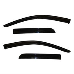 AVS 94191 Ventvisor Side Window Deflector 4pc, 11-13 Outlander