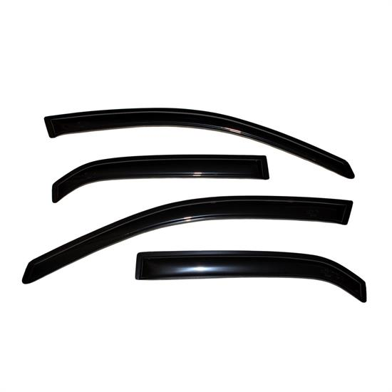 AVS 94229 Ventvisor Side Window Deflector 4pc, 02-06 Lancer