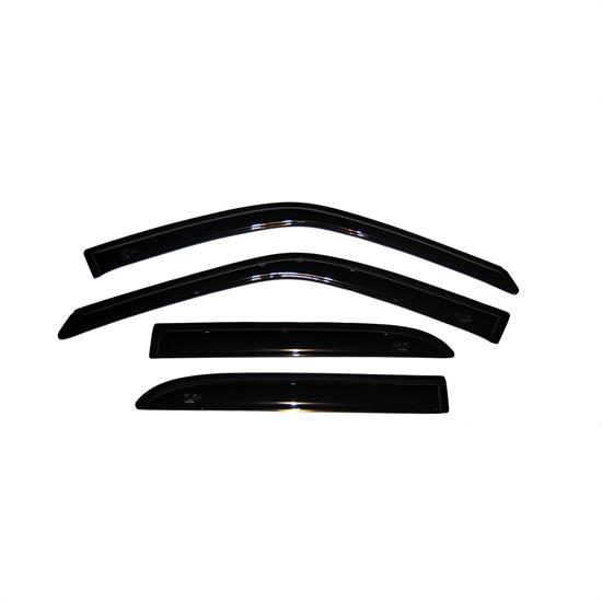 AVS 94321 Ventvisor Side Window Deflector 4pc, Vitara