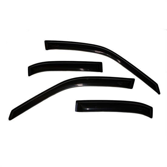 AVS 94338 Ventvisor Side Window Deflector, 1995-99 Toyota Tercel