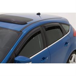 Amazing Avs 94373 Ventvisor Side Window Deflector 4Pc 2012 17 Ford Focus Beatyapartments Chair Design Images Beatyapartmentscom