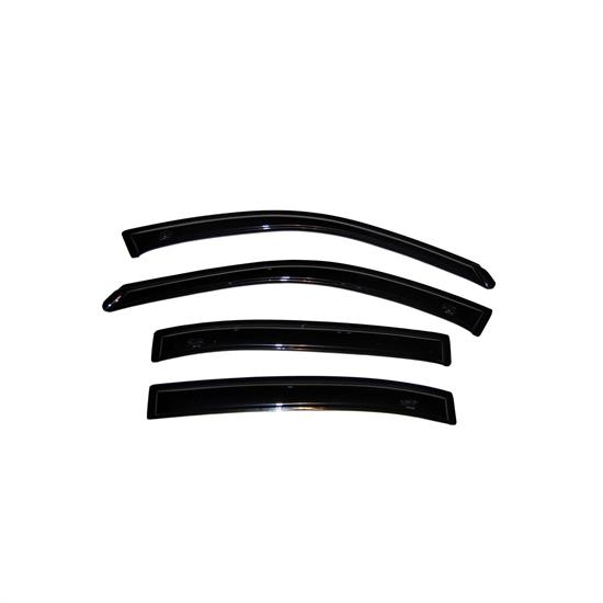 AVS 94403 Ventvisor Side Window Deflector 4pc, Malibu/Cutlass