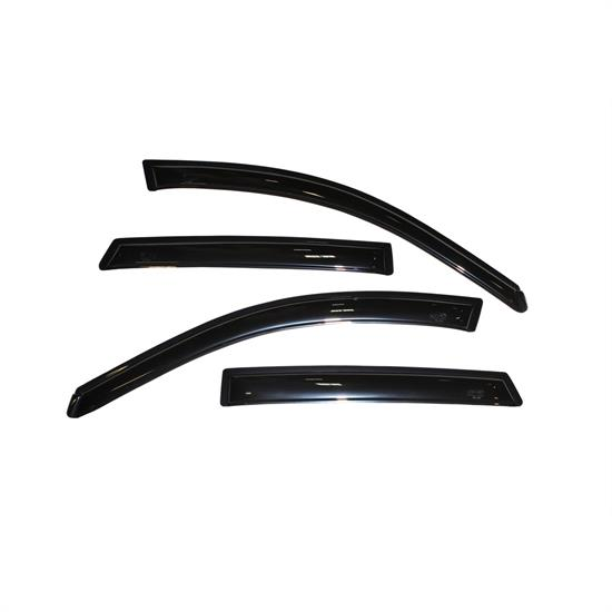 AVS 94455 Ventvisor Side Window Deflector 4pc, Vibe/Matrix