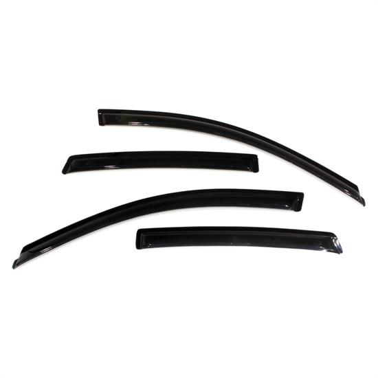 AVS 94485 Ventvisor Side Window Deflector 4pc, 2012-16 Honda Cr-V