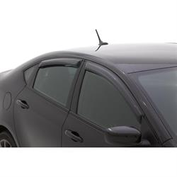 AVS 94529 Ventvisor Side Window Deflector 4pc, 2013-17 Dodge Dart