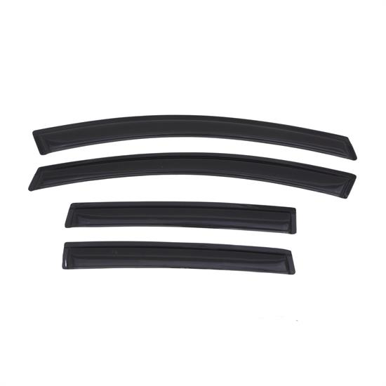 AVS 94530 Ventvisor Side Window Deflector 4pc, 2013-17 Ford C-Max