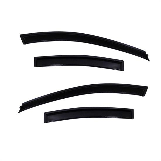 AVS 94611 Ventvisor Side Window Deflector, 2011-15 Chevy Cruze