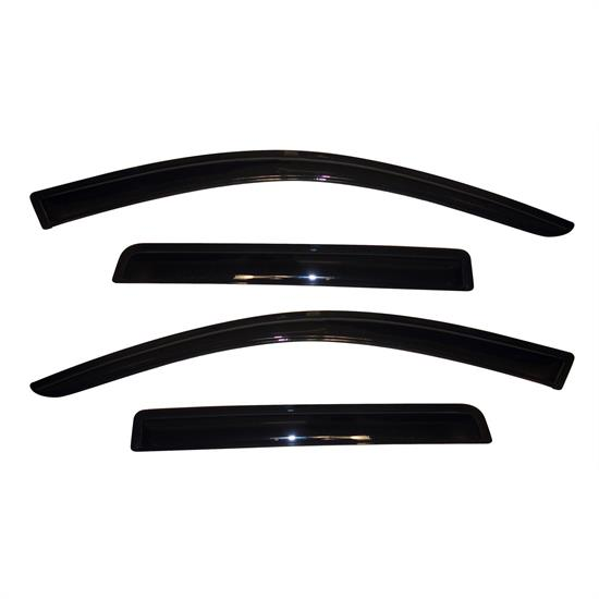 AVS 94642 Ventvisor Side Window Deflector 4pc, 11-17 Outlander