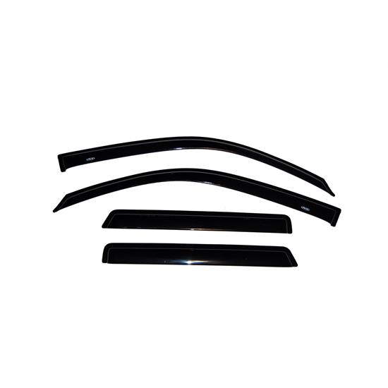 AVS 94802 Ventvisor Side Window Deflector 4pc, Buick/GMC