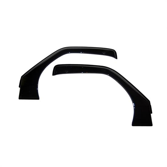 AVS 95099 Aerovisor Off Road Front Wind Deflector 2pc, Chevy/GMC
