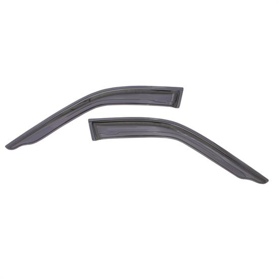 AVS 95258 Aerovisor Off Road Front Wind Deflector 2pc, Explorer