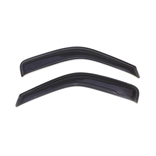 AVS 95539 Aerovisor Off Road Front Wind Deflector 2pc, Ford