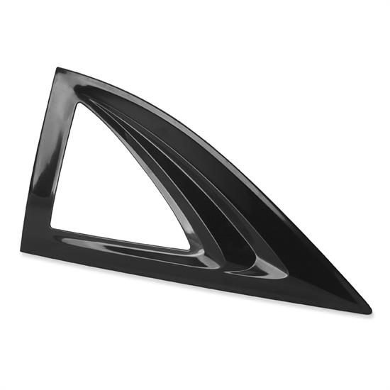 AVS 97130 Aeroshade Rear Side Window Cover Black 04-08 F150