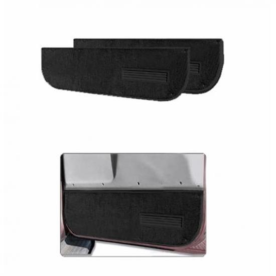 LUND 120113 Pro-Line Lower Door Panel Carpet 2 pc Front Chevy/GMC