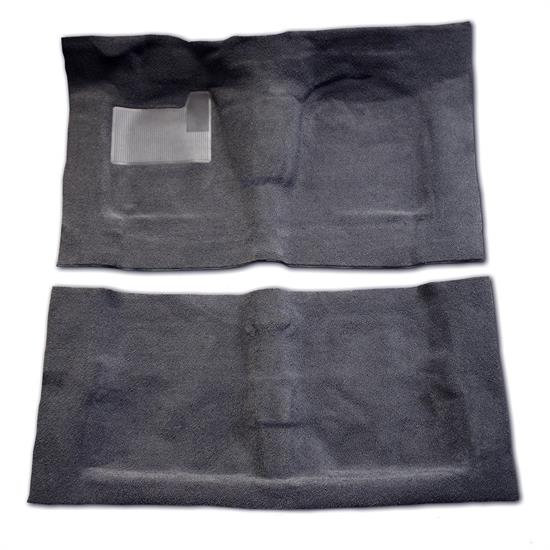 LUND 120713 Pro-Line Carpet Grey RH Area F/R, 1980-87 Ford Bronco