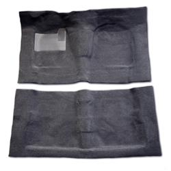 LUND 144697701 Pro-Line Carpet Grey RH Area F/R, 97-06 Wrangler
