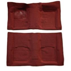 LUND 150117039 Pro-Line Carpet Maroon, Silverado 1500/2500/3500
