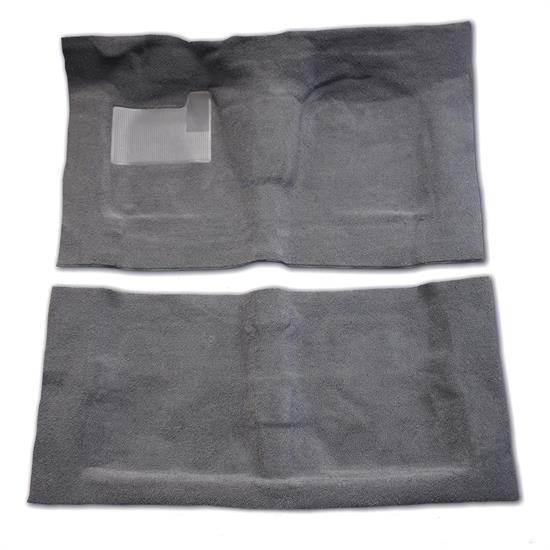 LUND 15011 Pro-Line Carpet Gray 3 pc F/R, 1980-86 Nissan Pickup