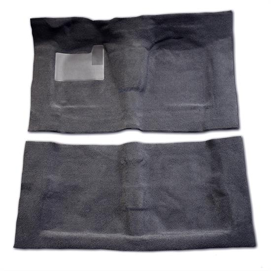 LUND 15013 Pro-Line Carpet Grey 3 pc F/R, 1980-86 Nissan Pickup