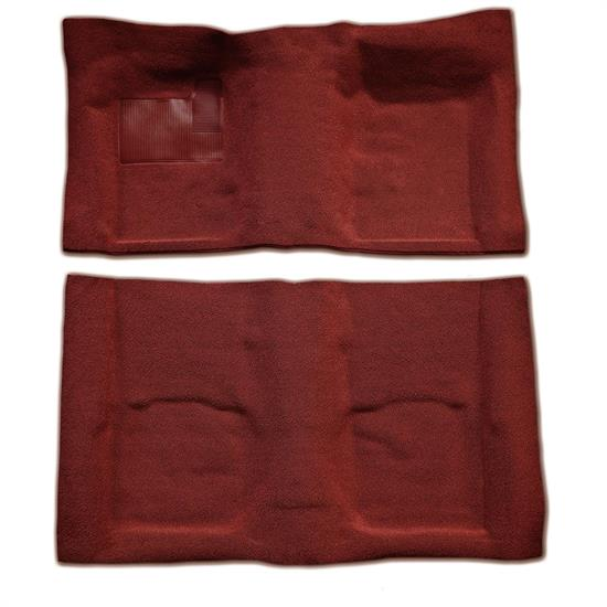 LUND 168307039 Pro-Line Carpet Maroon, 2002-06 Chevy Avalanche