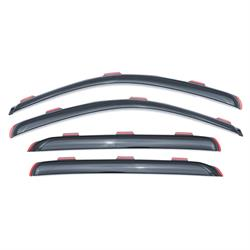 LUND 184623 Ventvisor Elite 4 pc, 2002-08 Dodge Ram 1500
