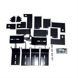 LUND 310001 OE Style Bracket Mount Kit No Drill, Chevy/GMC