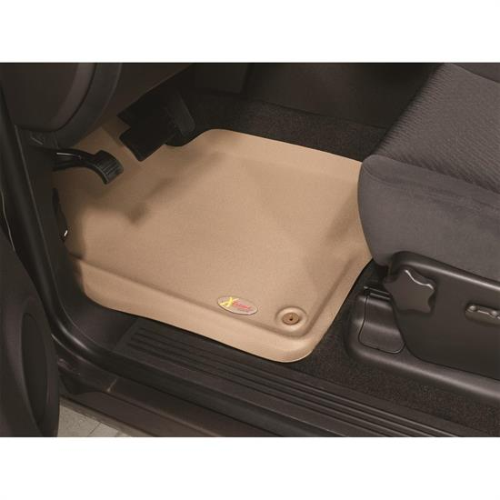 LUND 401812 Catch-All Xtreme Floor Mat Front Beige, Chevy/GMC