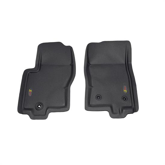 Lund 404501 Catch All Xtreme Floor Mat 2 Pc Front Black