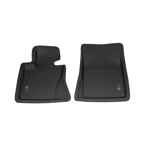 LUND 4060301 Catch-All Xtreme Floor Mat Front Black 08-09 BMW X3