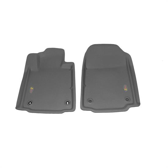 LUND 4080002 Catch-All Xtreme Floor Mat 2 pc Front Gray, Toyota