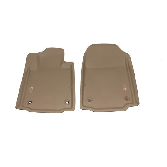 LUND 4080012 Catch-All Xtreme Floor Mat 2 pc Front Tan, Toyota