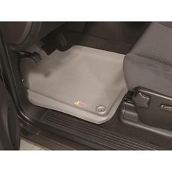 LUND 409302 Catch-All Xtreme Floor Mat 2 pc Front Gray, 06-08 HHR