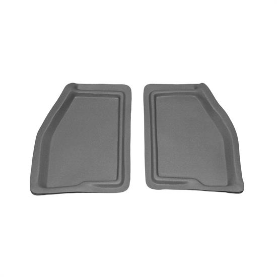 LUND 427102 Catch-All Xtreme Floor Mat 2nd Seat Gray, Wrangler