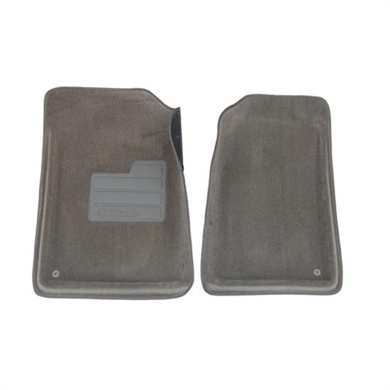 LUND 600022 Catch-All Floor Mat 2 pc Front Gray, Chevy/GMC