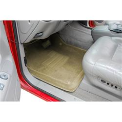 LUND 600025 Catch-All Floor Mat Front Beige, Cadillac/Chevy/GMC