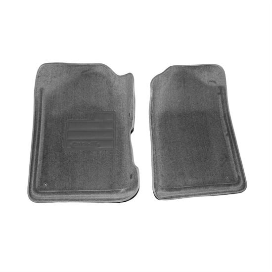 LUND 600124 Catch-All Floor Mat 2 pc Front Gray, Chevy/GMC