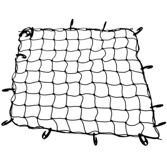 LUND 601007 Cargo Net Tie Down w/Hitch Mounted Cargo Carriers
