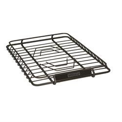 LUND 601011 Roof Rack Cargo Basket 39 in x 44 in Black