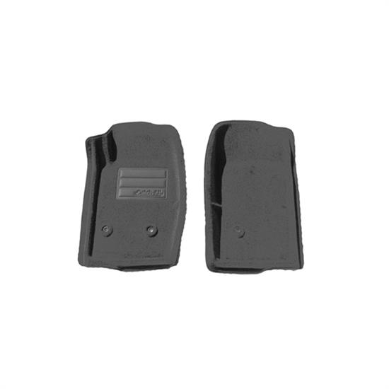 LUND 601138 Catch-All Floor Mat 2 pc Front Gray, 07-08 Sport Trac