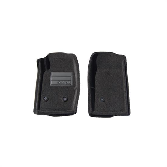 LUND 601162 Catch-All Floor Mat 2 pc Front Black 07-08 Sport Trac