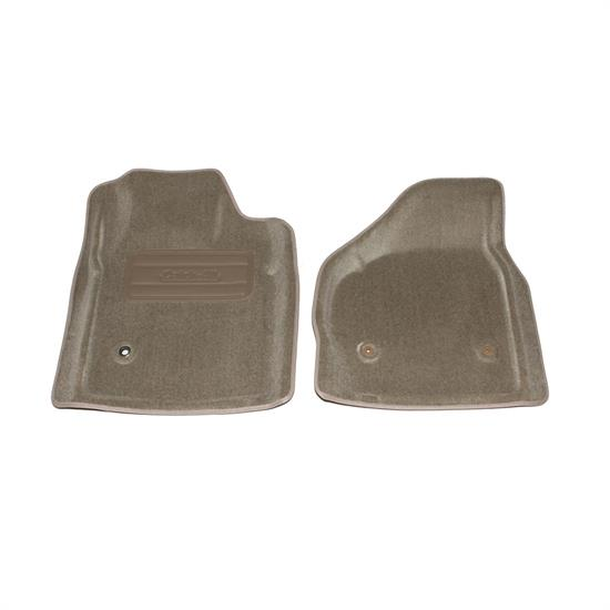 LUND 6020146 Catch-All Floor Mat 2 pc Front Gray, Ford